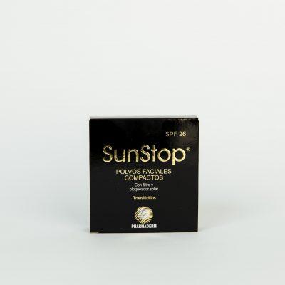 Sunstop Polvos Tono Traslúcido Caja 10gr
